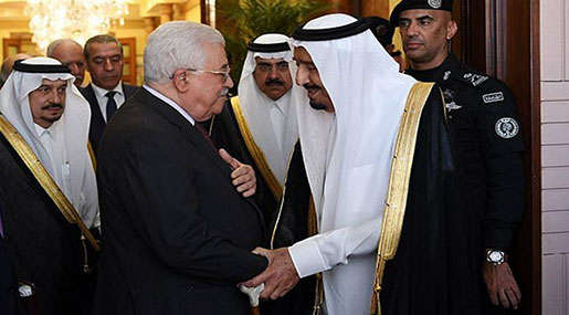 Saudis Ordered Abbas to Accept Trump's 'Peace' Plan or Resign