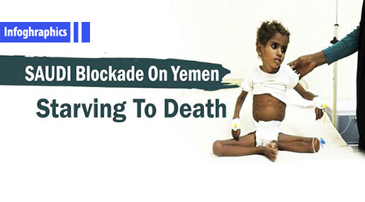 The Forgotten War: 1000 Days And Yemenis Are Still Starving