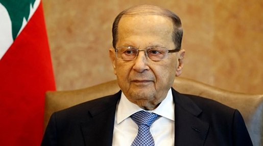 Aoun: Hariri Detained in Saudi Arabia, This is An Act of Aggression against Lebanon
