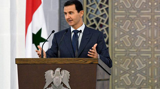 Al-Assad: Syria's Policies In Face Of Regional, International Developments Have Been Correct
