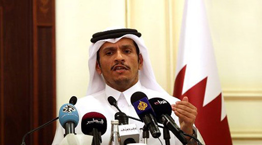 Qatar Compares Saudi Behavior in Lebanon to Gulf Crisis