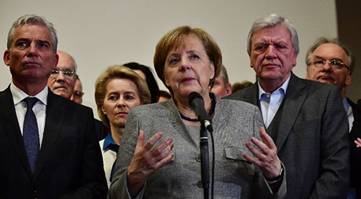 Germany in Crisis as Coalition Talks Collapse