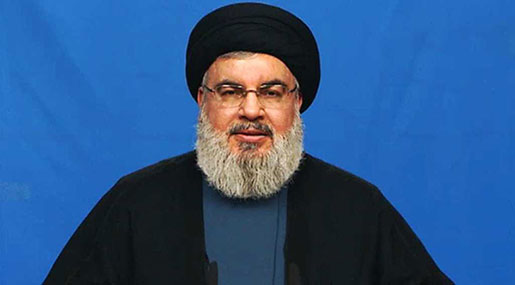 Sayyed Nasrallah Slams Silence over Yemen Misery: Daesh's State Toppled with Albukamal Victory