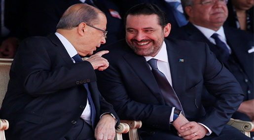 Lebanon: PM Hariri's Resignation on Hold after Talks with President