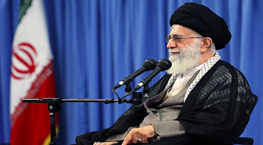 Iranian General to Imam Khamenei: We'll not Allow New Terror to Emerge