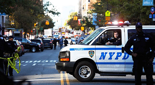 New York Shooting: State Police Confirm 2 People Injured