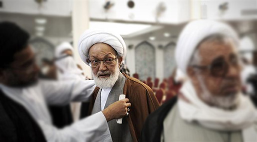 Iran Alarmed About Sheikh Isa Qassim's Health, Urges Lifting Siege on House