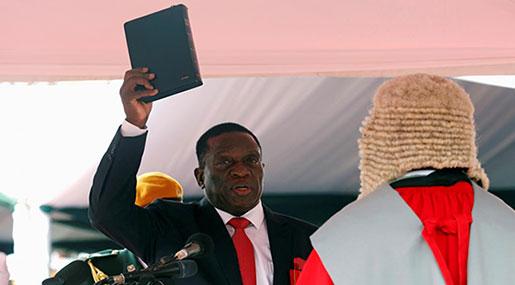 Zimbabwe: Military Muscles into First Post-Mugabe Cabinet