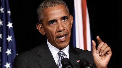 Obama Says 'Think Before You Tweet'!