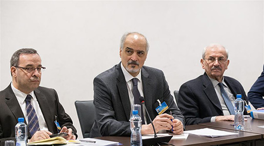 Al-Jaafari: Statement of the Riyadh 2 Is Totally Rejected
