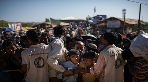 Amnesty: 'Strong Resolution' Needed on Myanmar at UN Meet