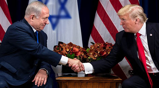 'Israeli' Minister: Trump's Al-Quds Move Coordinated with some Arab Leaders