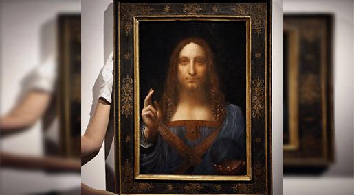 Saudi Arabia's MBS Identified as Buyer of Record-Breaking da Vinci