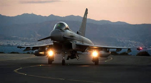 Qatar Inks $8bn Deal to Buy 24 Typhoon Fighters from UK