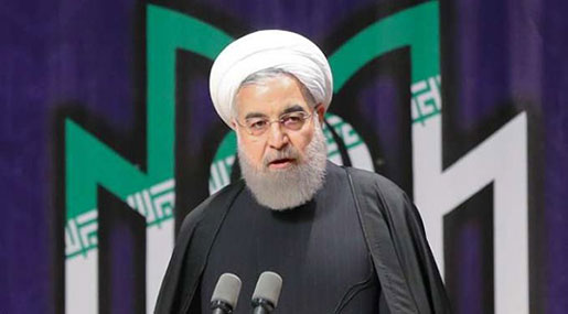 Rouhani: Trump's Al-Quds Bid Creates New Tension in Middle East
