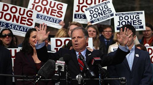 Moore Loses To Jones in Humiliating Senate Result for Donald Trump