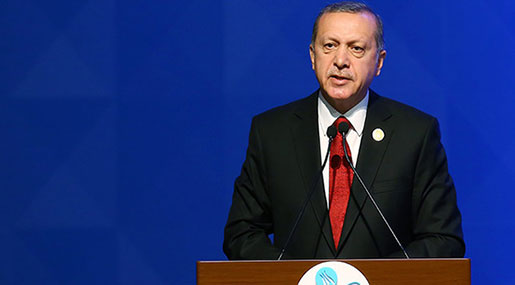Erdogan Calls On World to Recognize Al-Quds as Palestinian Capital