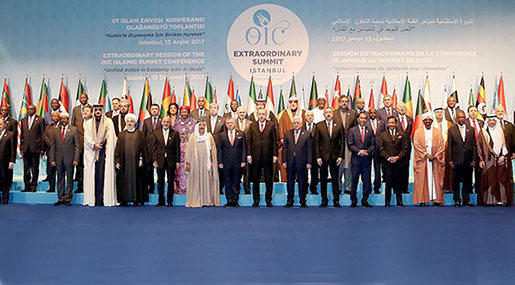OIC Summit: Muslim Nations Recognize Al-Quds as Palestine's Capital