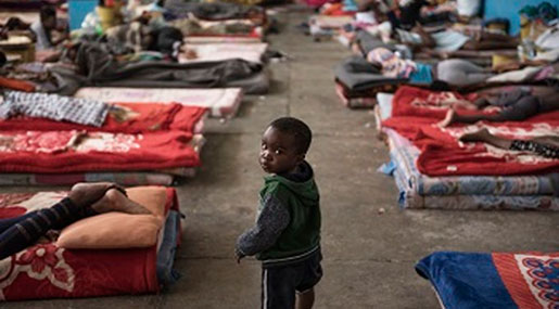 36,000 Child Migrants in Libya in Need of Assistance