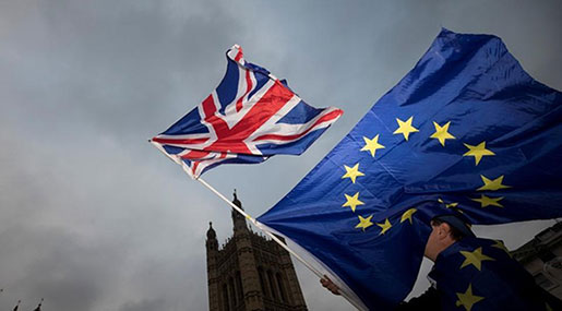EU Seeks to End Brexit Transition No Later Than End-2020