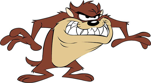 NYC Man Sues Father-in-Law for «Tasmanian Devil Terrorism»
