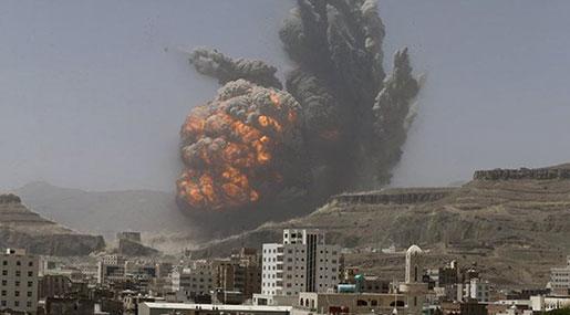Yemen Crisis: Saudi Airstrikes Massacre 70+ Civilians in Just 48 Hours
