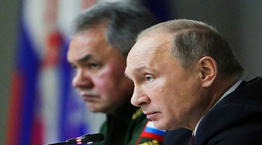 Shoigu: Russia Starts Forming Permanent Groups in Syria's Tartus, Hmeimim Bases