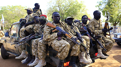 DRC Steps Up Arrests of S Sudan Refugees to Weed Out Insurgents