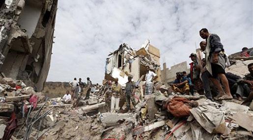 120+ Martyred, Injured in Saudi Airstrikes Southwestern Yemen