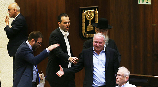 Knesset Passes Recommendations Bill into Law