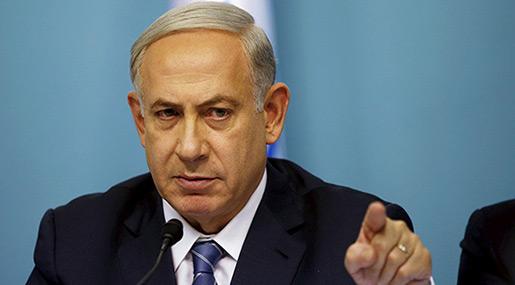 Netanyahu Sends Stark Warning to Iran, Hamas