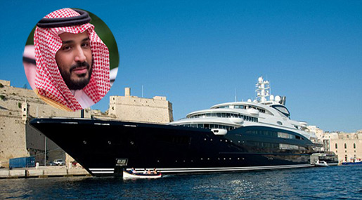 MBS's Lavish Buys: Some See Hypocrisy, Others Say They're No Big Deal
