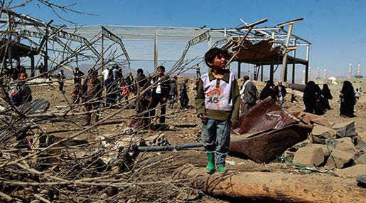 140+ Yemeni Victims of Saudi Airstrikes in 6 Days - UN