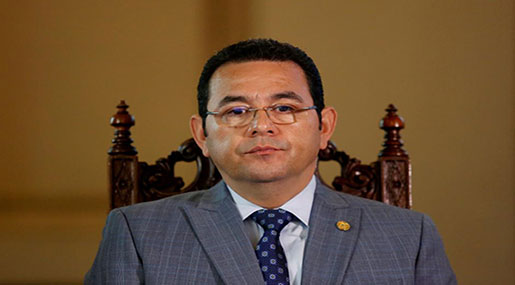 Guatemala's President Increasingly Isolated at Home