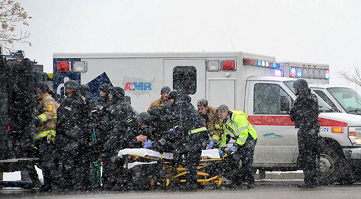 Colorado Attack: 4 Deputies Wounded, 1 Dead