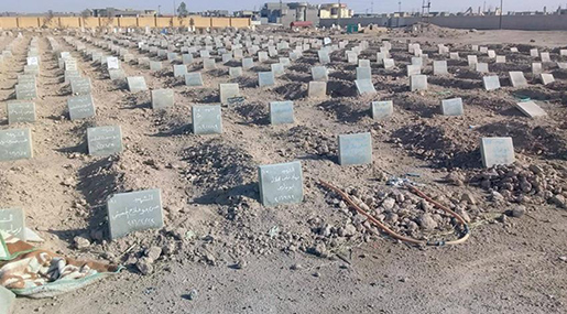 Iraq Fears: Hundreds of Daesh Mass Graves, Thousands Missing