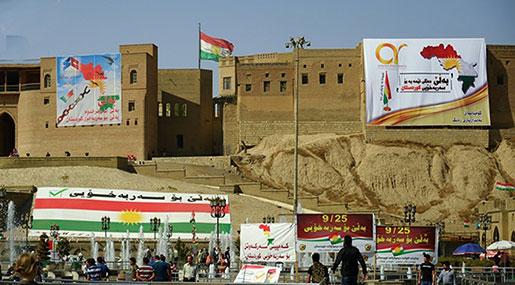 Iran Reopens Border with Iraqi Kurdistan Closed After Referendum