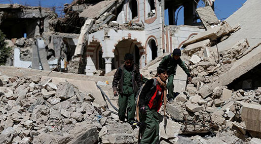 Norway Suspends Arms, Ammo Exports to UAE amid War in Yemen