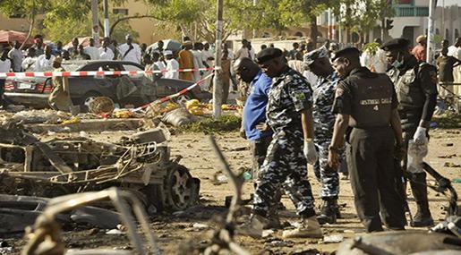 Nigeria Mosque Attack: Suicide Blast Kills 14