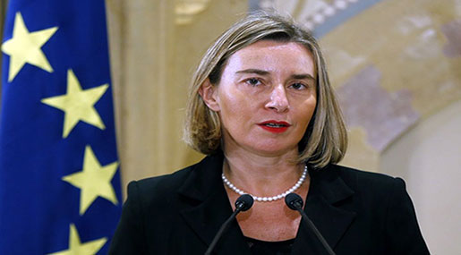 Mogherini Says EU Will 'Survive' Brexit, Remain Strong