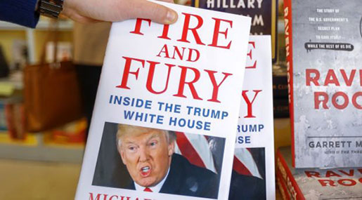 'Fire and Fury' Will Bring Down Donald Trump: Author