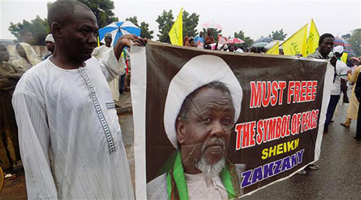 Nigeria Crackdown: Regime Forces Attack Protesters Calling for Sheikh Zakzaky's Release