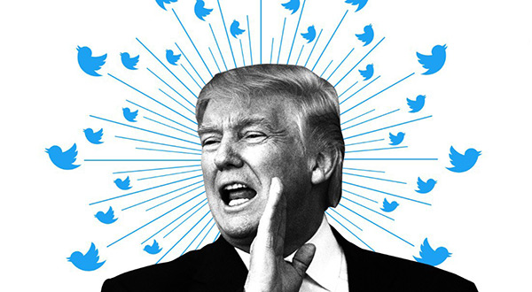 NYT: Trump's Twitter Threats Put US Credibility on the Line