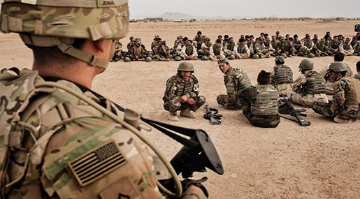 Pakistan to Block Supply Path US Troops Use to Reach Afghanistan