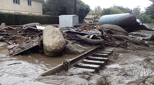 California Mudslides: 15 Killed, Areas Recently Ravaged by Wildfires Evacuated