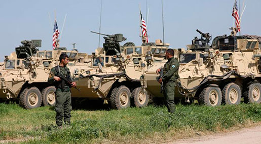 Turkey Vows To 'Eliminate Any Threat' as US Announces Kurdish Border Force in Syria