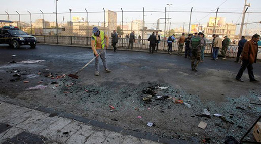 Baghdad Suicide Attacks: 25 Martyred, 63 Injured in Iraq Twin Bombings