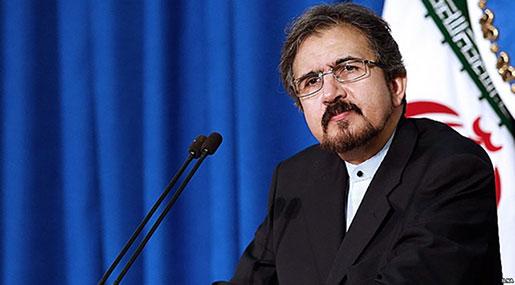 Qassemi: US Interventionist, Destructive Policy Fuels Syria Crisis