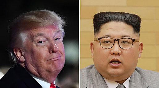North Korea: Trump's Nuclear Button Tweet Spasm of a Lunatic