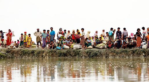Rohingya Crisis: More Muslims Flee To Bangladesh despite Repatriation Deal